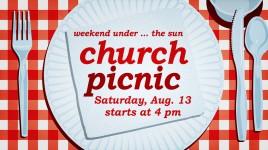 weekend under - picnic LOOPS