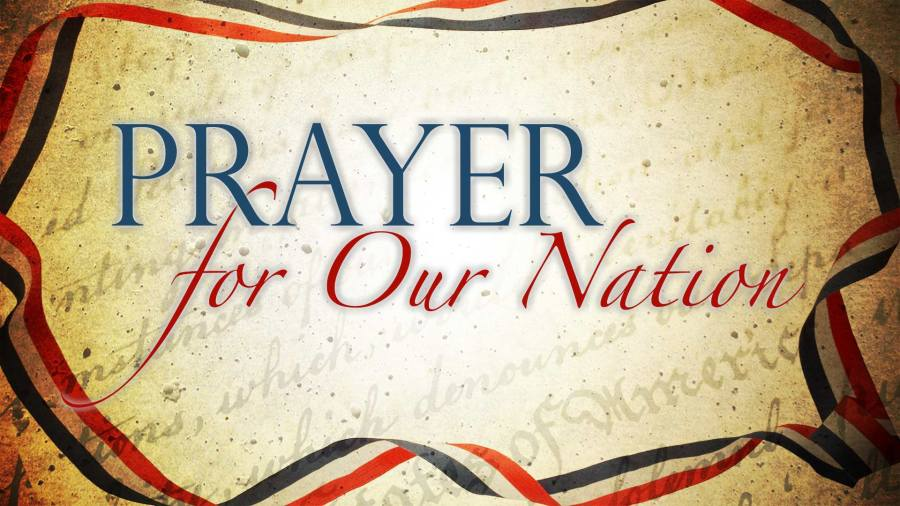 Call to Prayer on Election Day