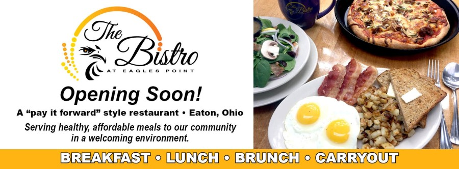Volunteers Needed at The Bistro