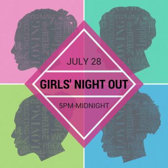 GIRLS' NIGHT OUT Promo
