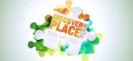 discover your place WEBSITE FRONT