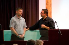 Mr. Woodell Baptism 1
