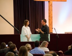 Mrs. Woodell Baptism 1