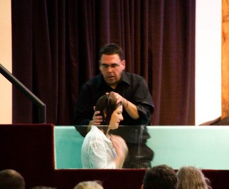 Mrs. Woodell Baptism 3
