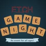 Etch Game Night